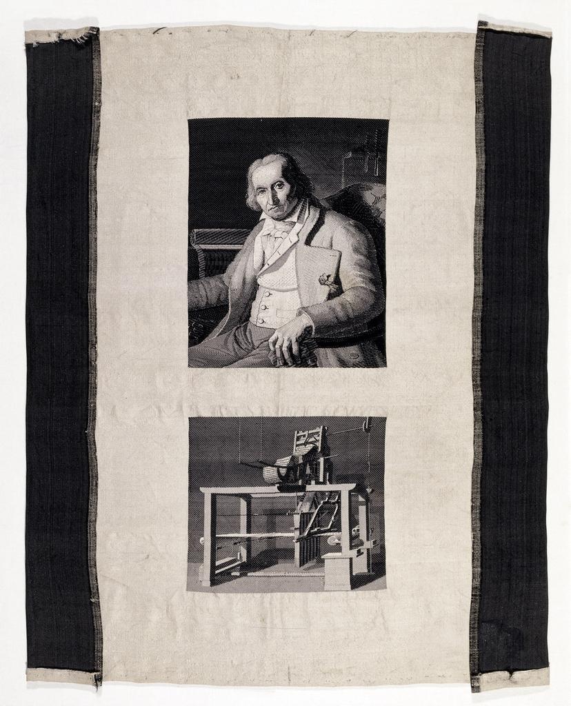 Meet Monsieur Jacquard Cooper Hewitt Smithsonian Design Museum