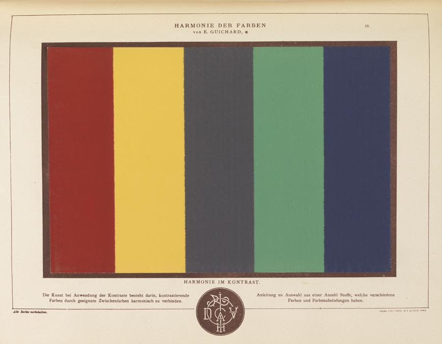 Die harmonie der Farben by Guichard #4 small