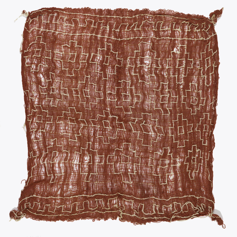 Carrying cloth, Peru, Nazca-Wari culture, 600-1000
