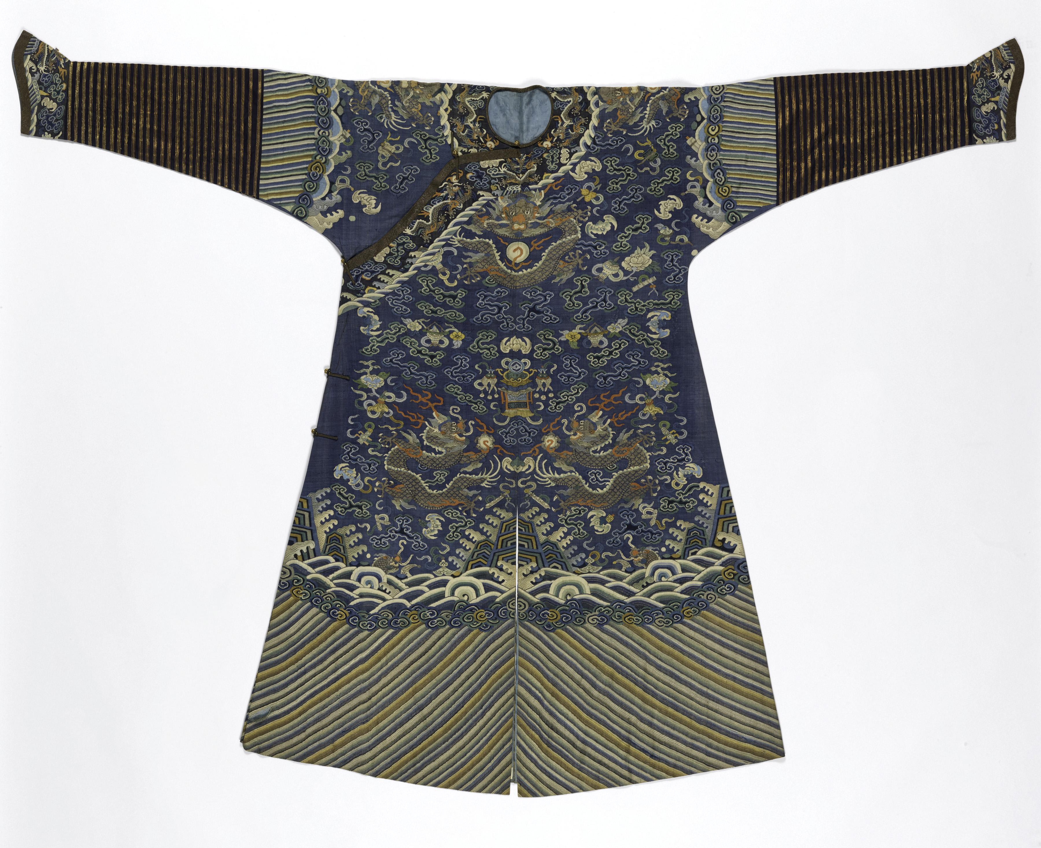 Dragon Robe, China, 19th century