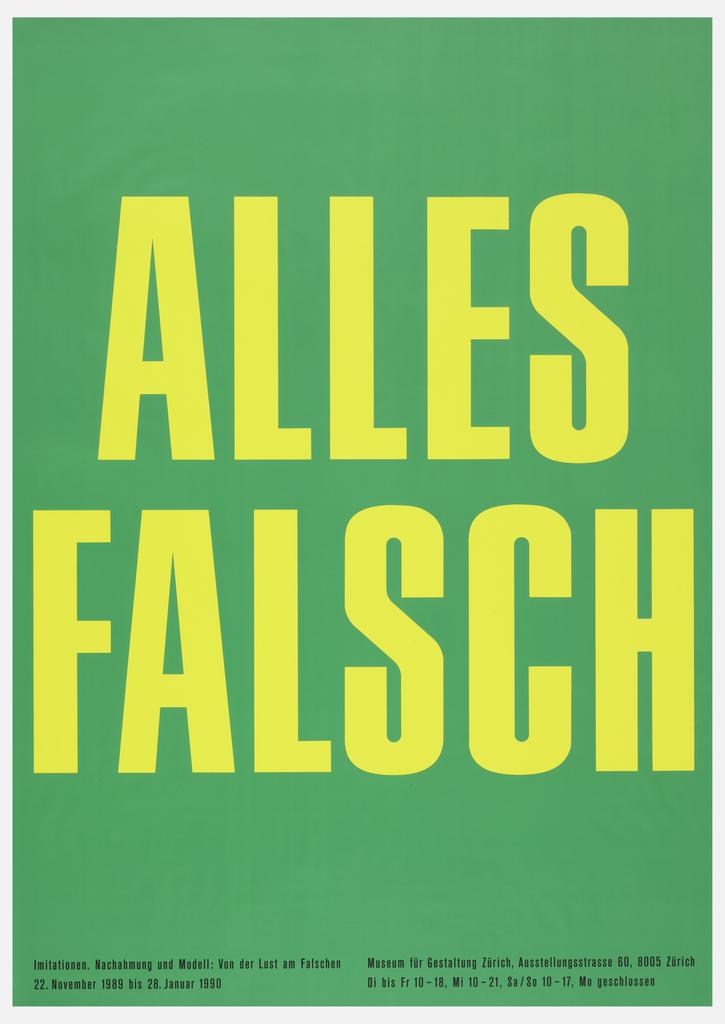 AllesFalsch-1989-CH
